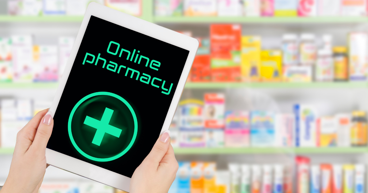 Using an Online Pharmacy