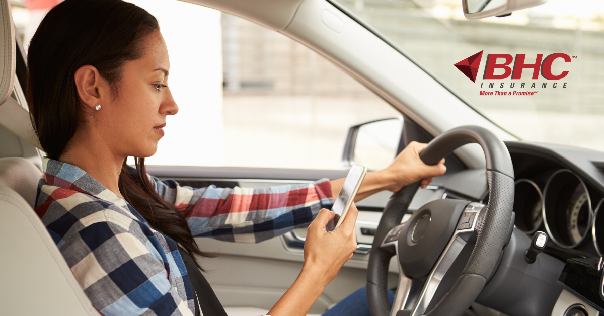Don't Let Distracted Driving Raise Your Insurance Rates