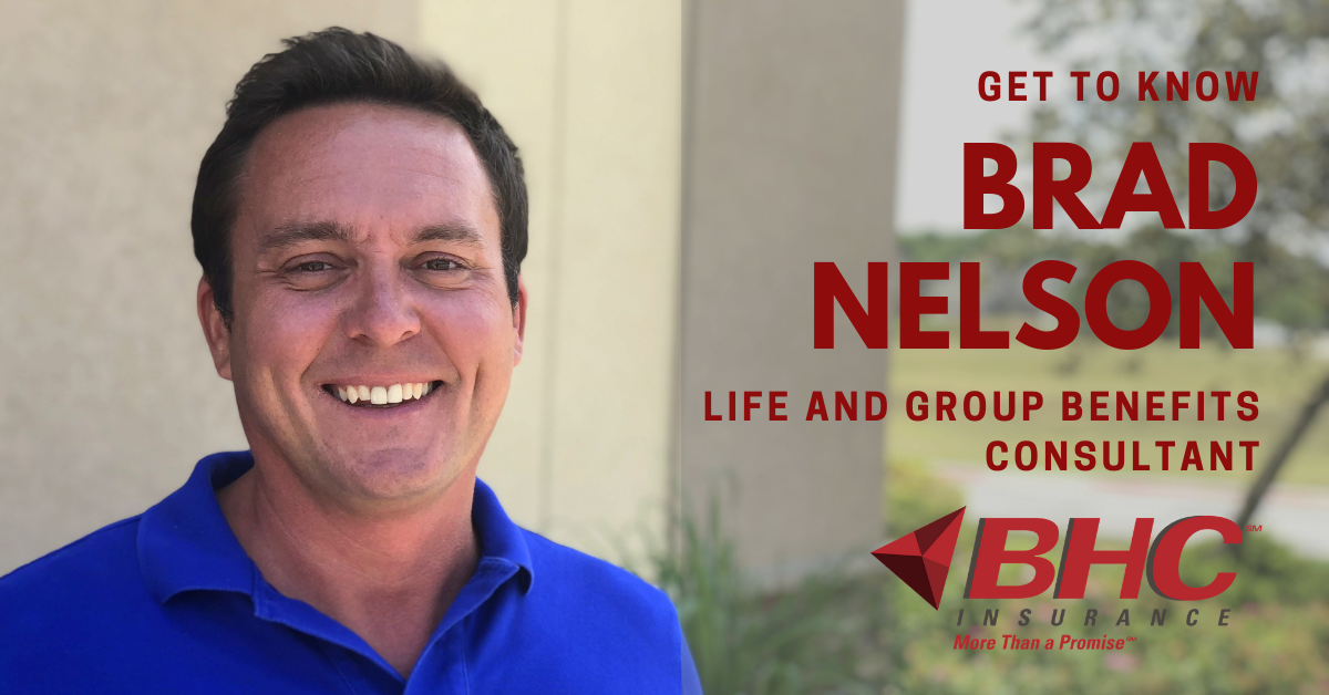 Get to Know Brad Nelson