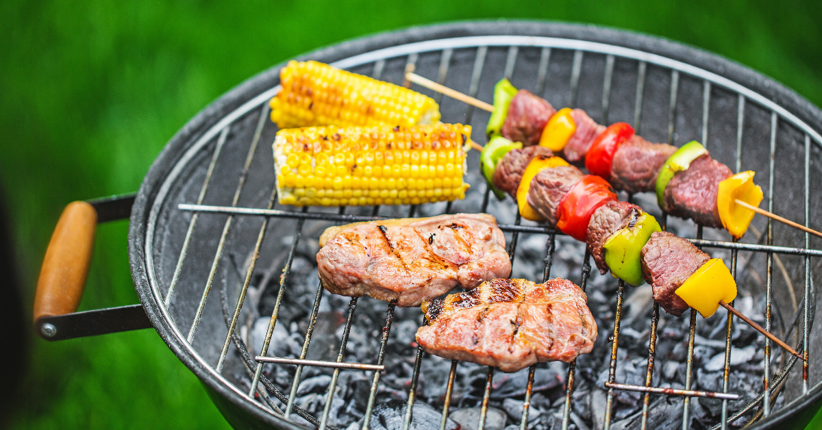 Recipe For Grilling Safety